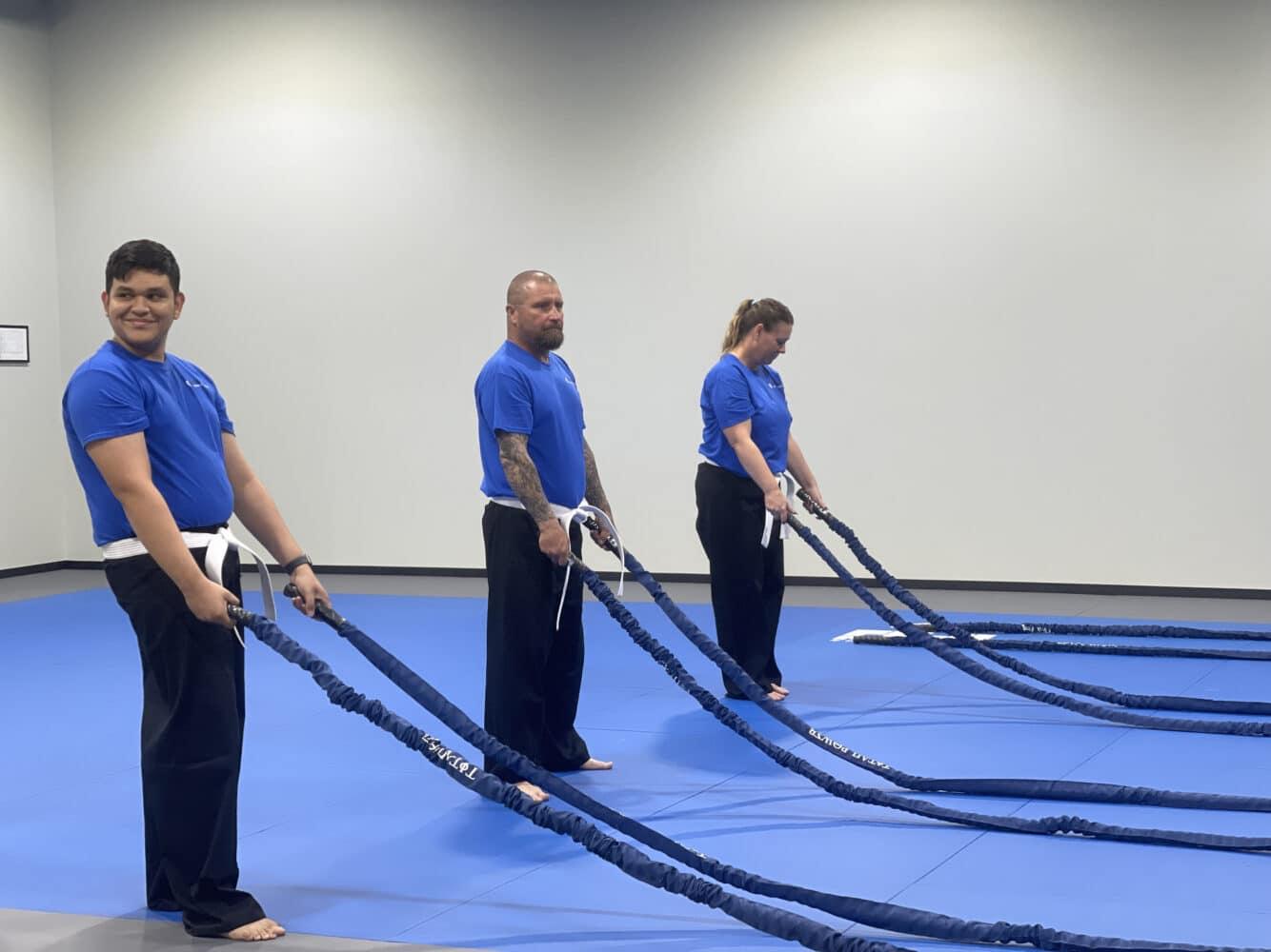 Bastion Martial Arts Adult Program