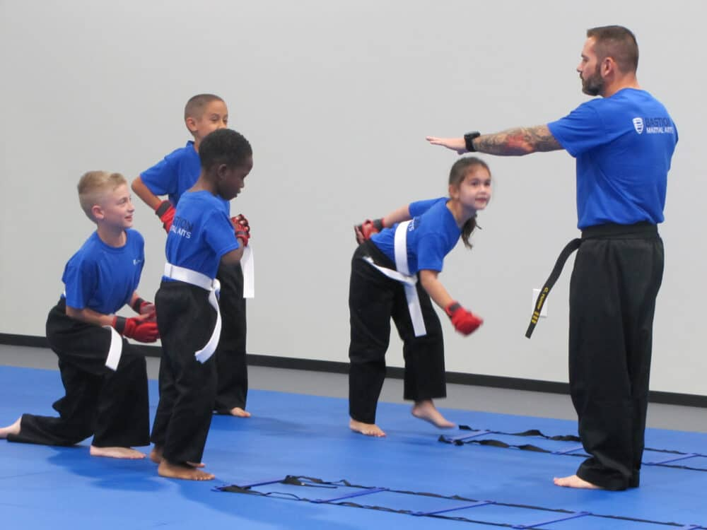 Bastion Martial Arts Kid's Program