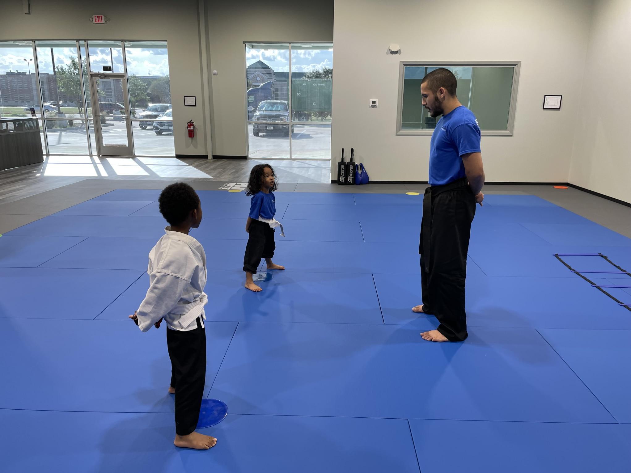 Bastion Martial Arts Little Warriors