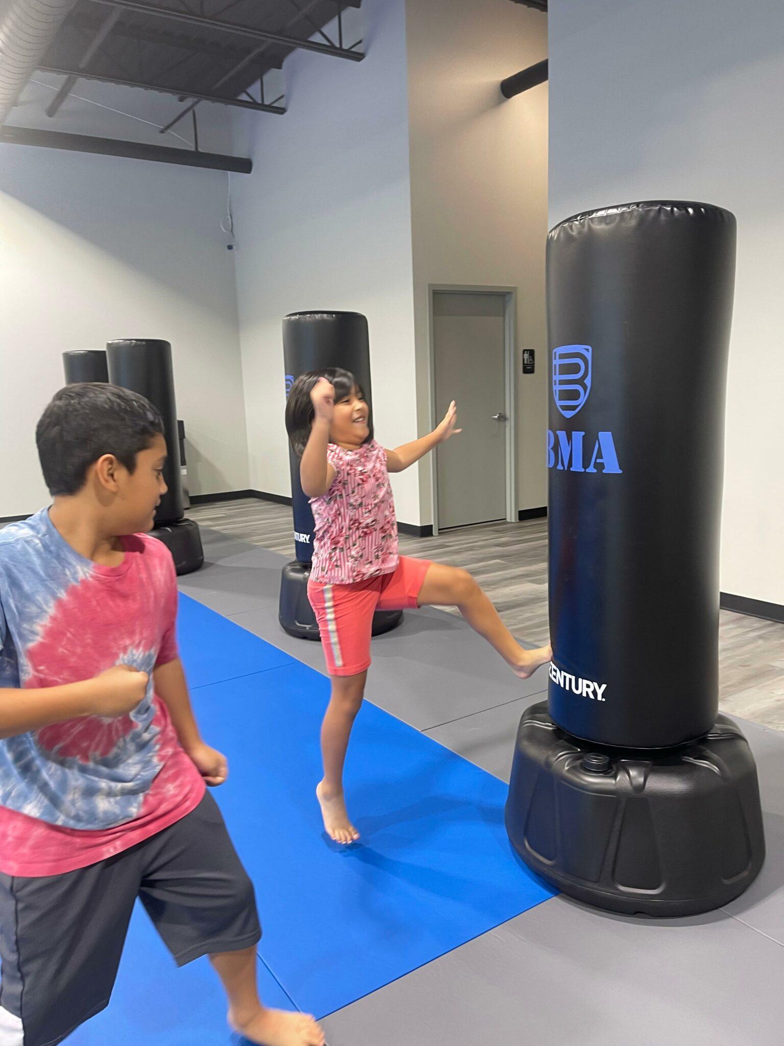 Bastion Martial Arts Kids Program
