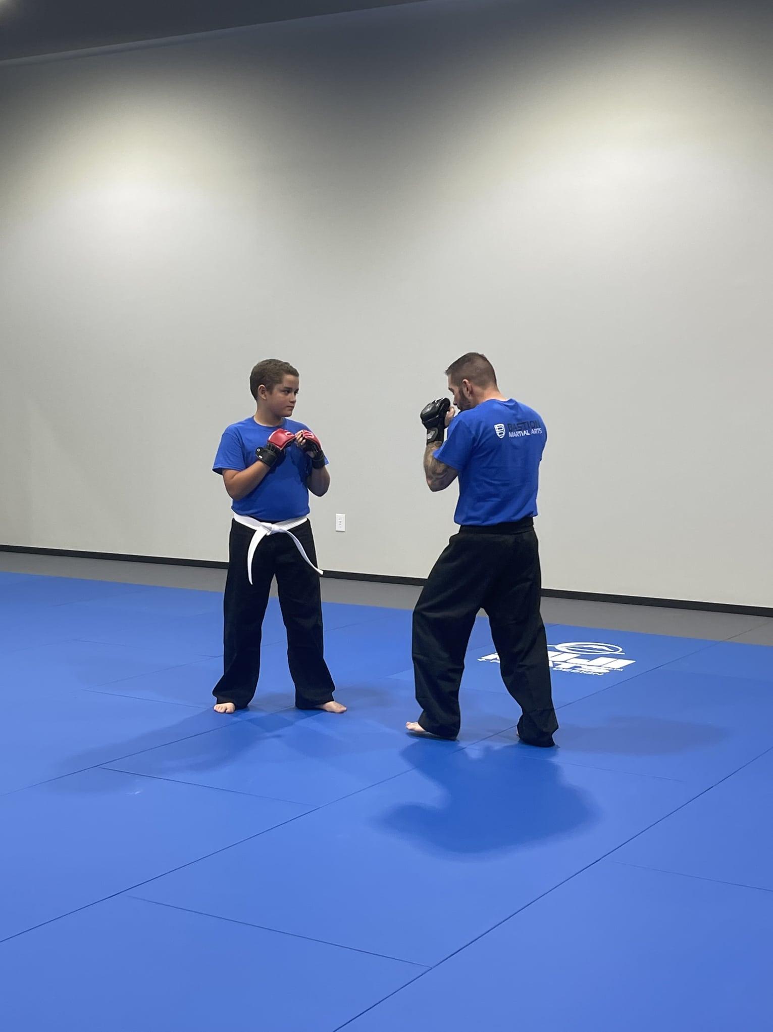 Bastion Martial Arts Teen Program
